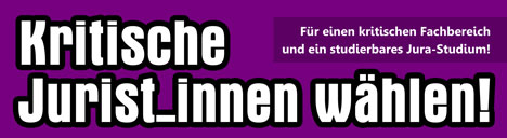 Wahlbanner 2014